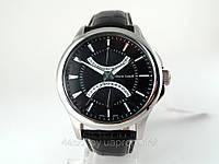 Часы Alberto Kavalli ретро индикация на кожаном ремешке, фото 1