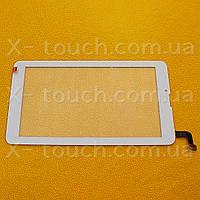 Тачскрин, сенсор  PM1552490P70BV00 белый для планшета