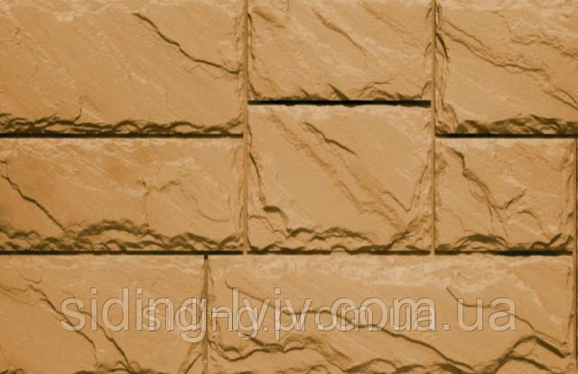 Фасадные стеновые панели под камень (стінові панелі ПВХ під камінь)