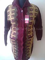 Женские шерстяные кардиганы,кофты больших размеров, фото 1
