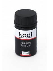 Rubber base (каучуковая основа под гель-лак) 14мл. Kodi