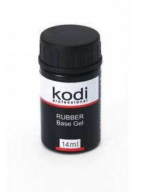 Rubber base (каучуковая основа под гель-лак) 14 мл. Kodi