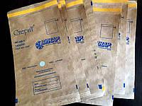 Крафт-пакет для стерилизации 150*250 (самоклеющийся)