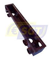 Главная рама сварная для роторной косилки 1.35 (L=1020mm)