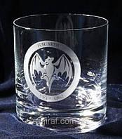 Нанесение логотипа на бокалы, рюмки, стеклянную посуду.