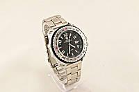 Мужские наручные часы ROLEX серебристый браслет