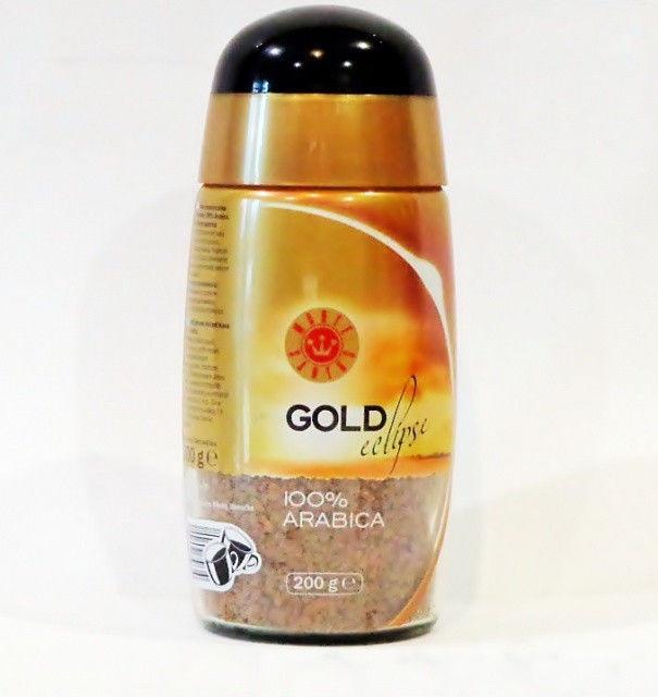 Eclipse gold растворимый кофе фото
