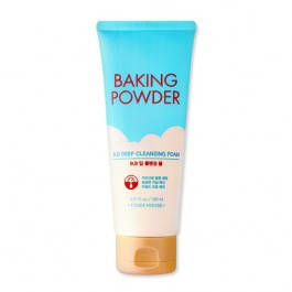 Пенка для удаления бб крема  ETUDE HOUSE Baking Powder  BB Deep Cleansing Foam, 150 мл