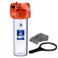 """Корпус фильтра 10"""" F10NN2PC-V_R  для горячей воды,с промывкой, резьба 3/4"""" , фото 1"""