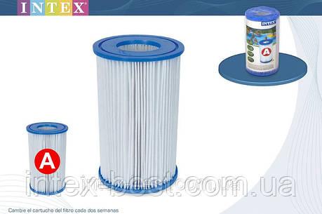 Intex 29000 (59900) - картридж фильтра тип А, фото 2