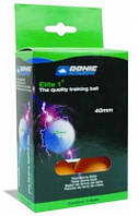 Кульки для настільного тенісу Donic Elite 1* (6)OR, №845510