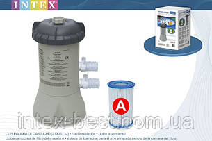 Intex 28604 (58604) - фильтр насос (2006 л/час), фото 2