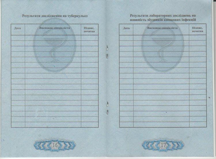 Медицинская книжка первоклассника как сделать временную регистрацию в смоленске