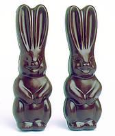 """Поликарбонатная форма """"  Пасхальные кролики"""""""