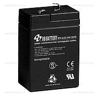 Аккумуляторная батарея BB Battery BP4-6/T1