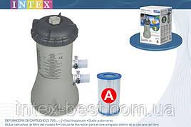 Насос-фильтр для бассейна Intex 28638 (56638). производительностью 3028 л/ч.