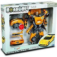 Робот-трансформер Chevrolet Corvette