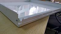Корпус светодиодного светильника Армстронг (растровый светильник) 595*595 мм