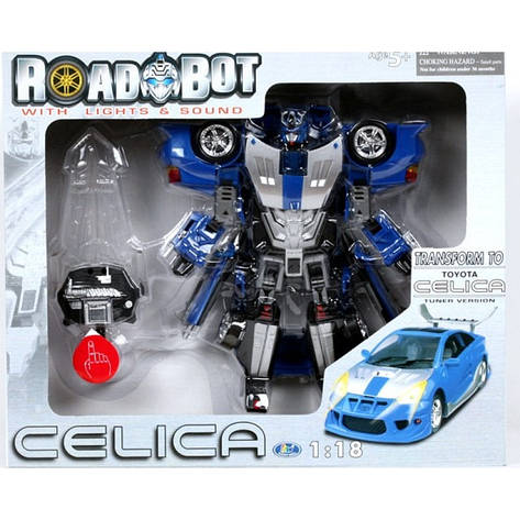 Робот-трансформер Toyota Celica, фото 2