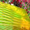 Желтый прозрачный шифер Ондекс 2,5*1,09м, фото 2