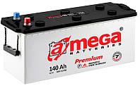 Аккумулятор A-Mega Premium, 140 А/ч 6СТ-140-АЗ