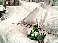 Комплект постельного белья + покрывало пике ADRIANNA