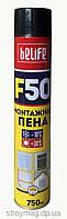 Пена монтажная  BeLife F50 750ml