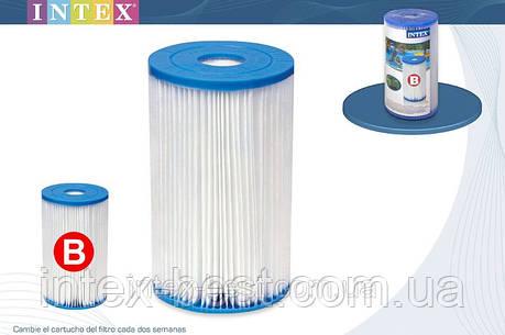 INTEX ® Катридж фильтра Intex 29005 (59905)  тип В, фото 2
