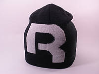 Шапка черная Reebok Big Beanie Z72759