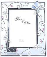 Рамка для фотографии Зеркальная бабочка Charme de femme 300-57