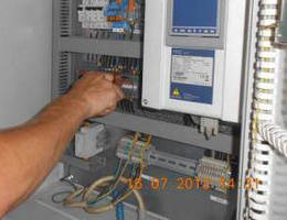 Осмотр и проверка электропитания, УЗО и другая автоматика
