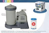 Насос-фильтр водный для бассейна Intex 28634 Производительность — 9460 л/ч., фото 1