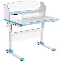 Детский стол-трансформер FunDesk Sentire Blue+Лампа LC1