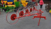 Грабли-ворошилки Солнышко 5-и колесные Agromech Польша