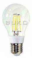LED FILAMENT Лампа 6W E27 5000K 600Lm