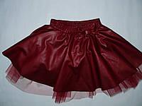Юбка, одежда для девочек 3-10 лет