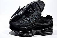 Мужские кроссовки Найк Air Max 95 Triple Black