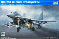 MIG-29A [9-12] 1/72 TRUMPETER 01674