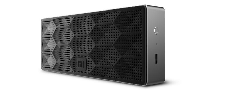 Портативная колонка Xiaomi Square Box Bluetooth Speaker