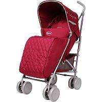 Прогулочная коляска 4Baby LE CAPRICE red