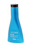 """Восстанавливающий кондиционер для средне поврежденных волос """"L`Oreal"""" Pro-Fiber Restore (200ml), фото 1"""