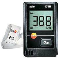 Реєстратор температури, багатофункціональний Testo 174H USB