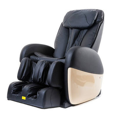 Массажное кресло Homeline RT-6130 чёрное