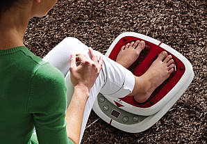 Инфракрасный массажёр с вибрацией для ног Infraped 2