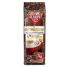 Капучино Hearts Cappuccino Mit Feiner Kakaonote 1кг Германия