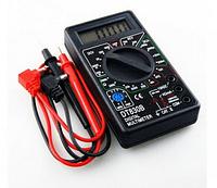 Тестер мультиметр кабельный амперметр вольтметр DT830B