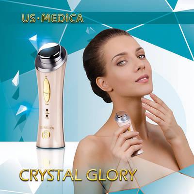 Аппарат для ультразвуковой чистки лица US MEDICA Crystal Glory