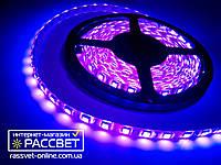 Светодиодная лента RGB 5050 60 LED 14,4W/m IP54 (в силиконе)