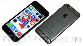 "Смартфон IPhone 6S+ (copy) - 2 ядра 5,5"" 8/0,5GB 8/2Mp black черный Гарантия!"