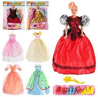 Кукла с нарядами 888 АВ-1 HN